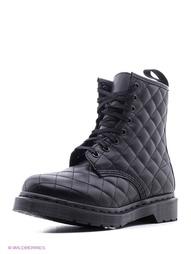 Черные Ботинки Dr.Martens