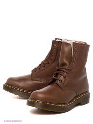 Коричневые Ботинки Dr.Martens