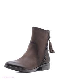 Коричневые Ботинки Marco Tozzi