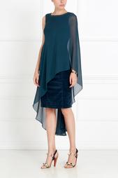 Шелковое платье Asian Spirit