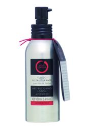 Флюид для волос с пальмовым маслом Restructuring Lotion, 100ml Aldo Coppola