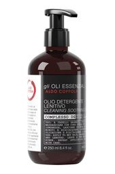 Очищающее масло для волос Cleaning Soothing Oil, 250ml Aldo Coppola