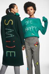 Джемпер из шерсти мериноса Be Happy Mira Mikati