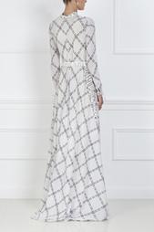 Шелковое платье Araida