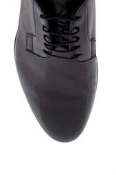 Кожаные туфли Santoni