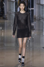 Прямое платье Anthony Vaccarello