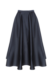 Однотонная юбка No.21
