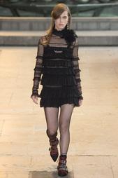 Полупрозрачное платье Isabel Marant