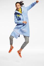 Шерстяное пальто Away Rocket Mira Mikati