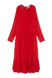 Платье со стразами No.21