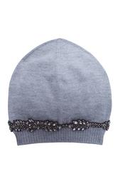 Шерстяная шапка No.21