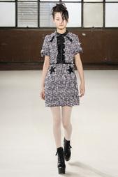 Платье с вышивкой Giamba