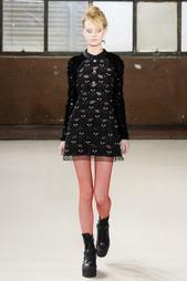 Платье А-силуэта Giamba