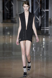 Платье-мини Anthony Vaccarello