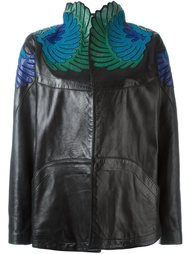 куртка с вышивкой Jitrois