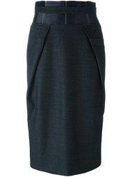 юбка-карандаш с панельным дизайном  Maison Margiela