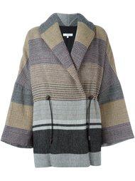 пальто с лацканами-шалька Iro