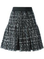 твидовая юбка  Dolce & Gabbana