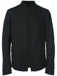 пиджак с необработанными краями   Masnada