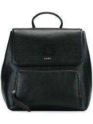 рюкзак с карманом на молнии DKNY