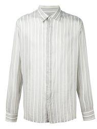 прозрачная рубашка  Hermès Vintage