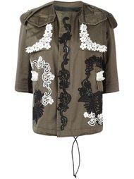 куртка с рукавами три четверти  Antonio Marras
