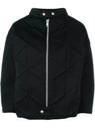 куртка с панельным дизайном Junya Watanabe Comme Des Garçons