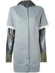 многослойная длинная куртка Maison Margiela