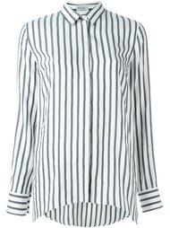 рубашка в полоску  Brunello Cucinelli