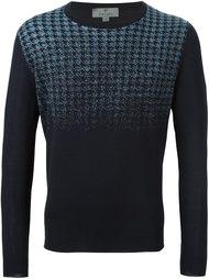 свитер с эффектом градиент  Canali