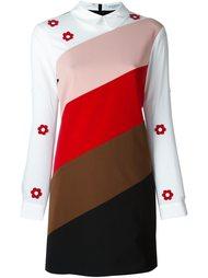 платье 'Ranucolo' в диагональную полоску Vivetta