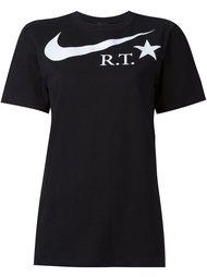 футболка с принтом логотипа NikeLab x RТ Nike