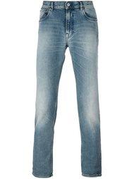 джинсы кроя скинни   Stone Island