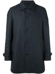пальто на пуговицах Z Zegna