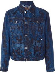 джинсовая куртка Walter Van Beirendonck Vintage