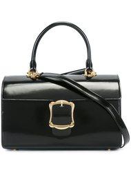 вытянутая сумка-тоут с пряжкой Simone Rocha