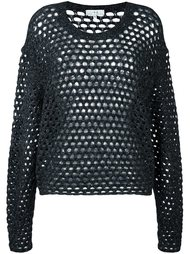 свитер свободной вязки Iro