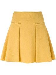фактурная юбка со складками See By Chloé