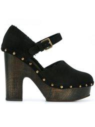 туфли на платформе с пряжками L'Autre Chose