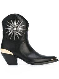 ботинки в стиле вестерн  Fausto Puglisi