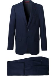two-button suit Isaia