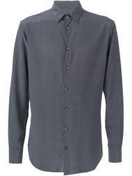 small print shirt  Giorgio Armani