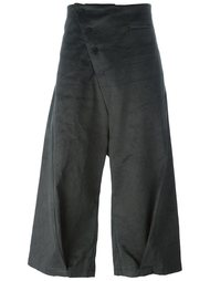 широкие укороченные брюки Lost & Found Ria Dunn