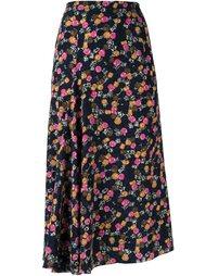 юбка с завышенной посадкой  'jewelry' Victoria Beckham
