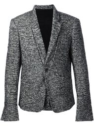 woven single button blazer Haider Ackermann