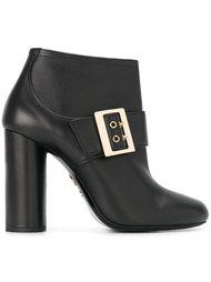 ботинки на каблуке  Lanvin