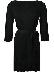 платье с поясом Fendi