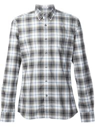classic plaid shirt Tomas Maier