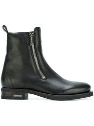 ботинки на молнии  Dsquared2