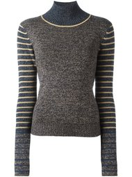 свитер в полоску See By Chloé